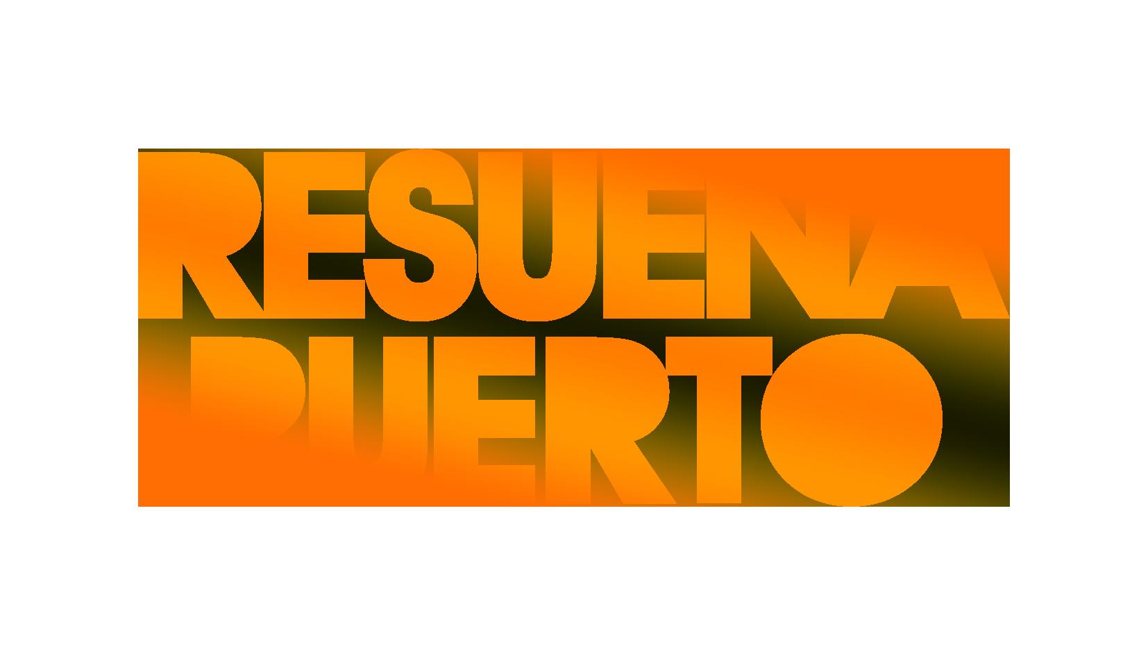 Resuena Puerto Logo
